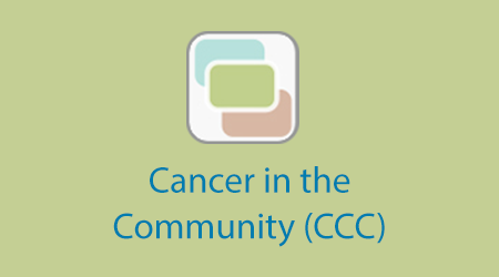Cancer in the Community mobile