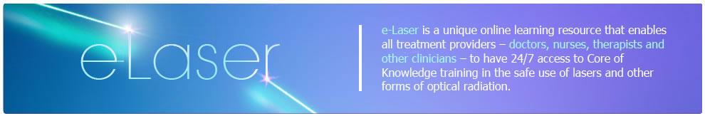 Laser Safety (eLaser)