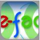 e-Face programme badge
