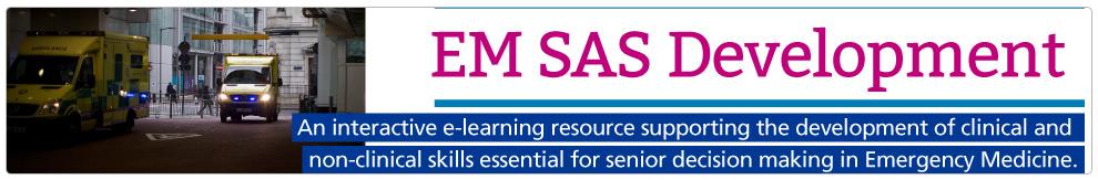 KSS - Emergency Medicine Specialist and Associated Specialists Development Programme (EMSAS)