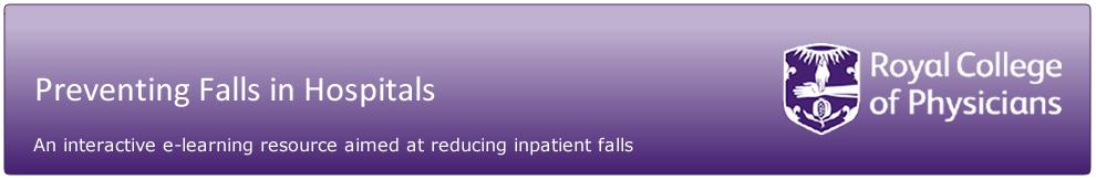 Preventing Falls in Hospitals