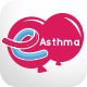 Asthma programme badge