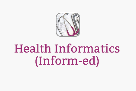 Health Informatics (Inform-ed)