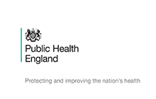 Public Health England - Partnership Logo
