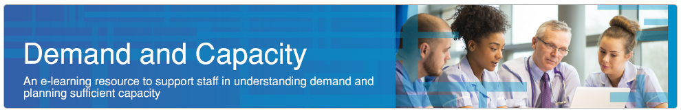 Demand and Capacity - banner
