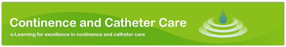 Continence and Catheter Care - Banner