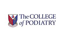 College of Podiatry_Logo