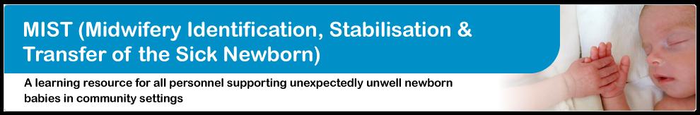 Midwifery Identification, Stabilisation and Transfer of the Sick Newborn