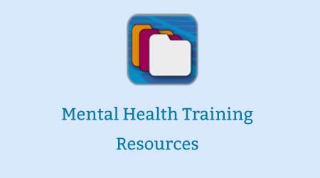 Mental Health Training Directories